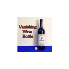 Vanishing Wine Bottle