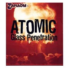Atomic Glass Penetration
