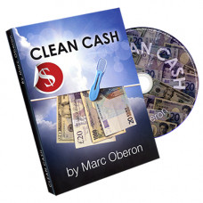 Clean Cash by Marc Oberon
