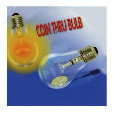 Coin Thru Bulb