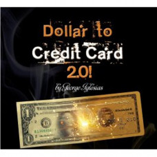 DOLLAR TO CREDIT CARD 2.0 by George Iglesias