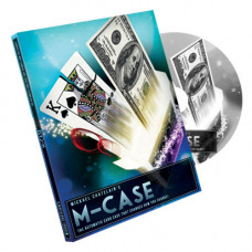 M-Case (DVD and Gimmick) by Mickael Chatel