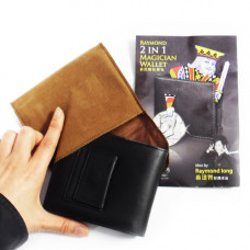 Raymond 2in1 magician wallet
