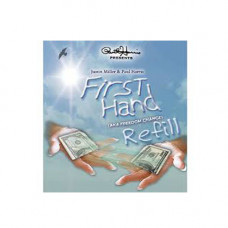 Refill for First Hand (Rubber Bands) by Paul Harris Presents