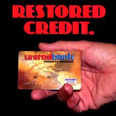 Restored Credit by David Regal