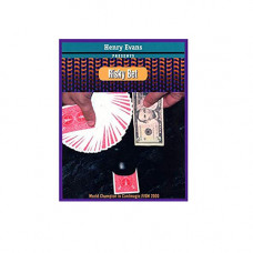 Risky Bet by Henry Evans (EURO, Gimmick and VCD)