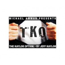 TKO By Jeff Kaylor Option,DVD семинар