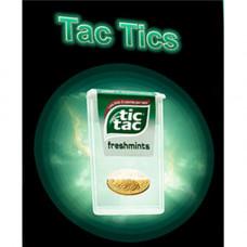 Tac Tics by Jonathan Egginton 1+