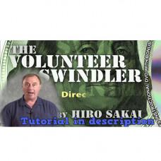 The Volunteer Swindler
