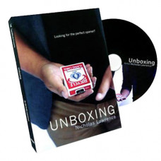Unboxing by Nicholas Lawrence and SansMinds