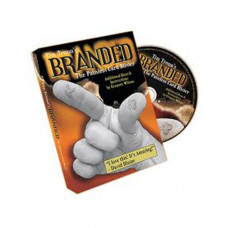 Branded (Mini and Regular Bic Gimmicks and DVD) by Tim Trono