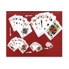 DIMINISHING CARD