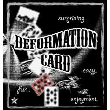 Deformation Card by JL