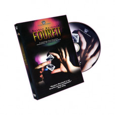 Fourfit by Reuben Moreland  DVD