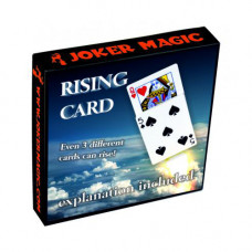 Rising Card by Joker Magic