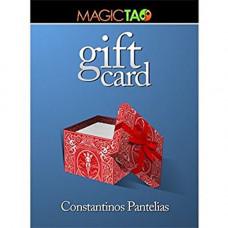 Gift Card by Constantinos Pantelias