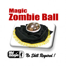 Zombie Ball with folard and gimmick by Mr. Magic