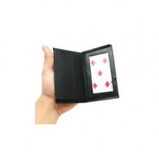 Волшебный кошелек для визитных карточек