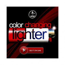 "COLOR CHANGING LIGHTER ""Fantasio"""