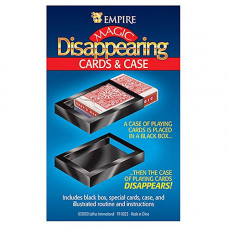 Disappearing Card Case (Plastic)