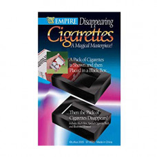 Disappering Cigarettes