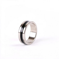 Magnetic ring with dark circle