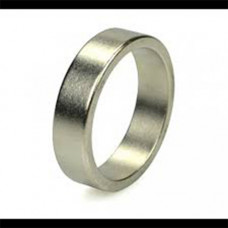 Magnetic ring,Silver