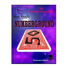 Number Ground mickael Chatelan