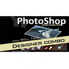PhotoShop Designer Combo Pack (with Gimmicks) by Will Tsai
