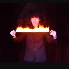 Flame road magic