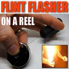 Flash Gun with reel