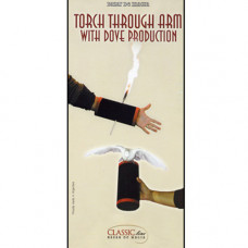Torch Through Arm with Dove Production finale