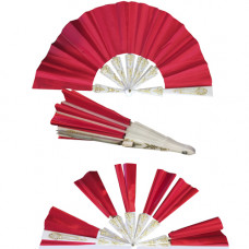 Breakaway fan  with ignition,red