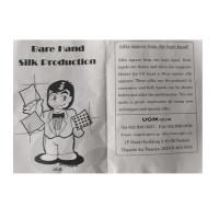 Bare Hand Silk Production