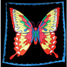 Butterfly Production Silk 36""