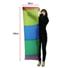 Rainbow Streamer, 50cm х 1,6m