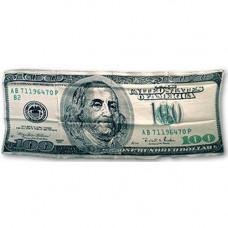 "Silk $100 Bill,36"""
