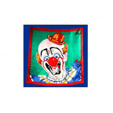 "Silk  Clown 36"", Royal"