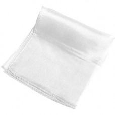 Silk excelsior,white
