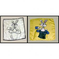 Transposition Silk Rabbit In Hat