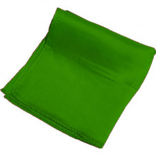Silk excelsior,green