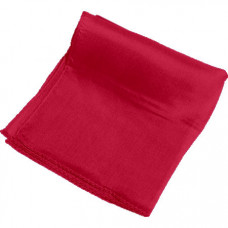 Silk excelsior,red