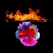 Fire & Foil Production Flower