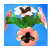 Pink flower Bouquets,set