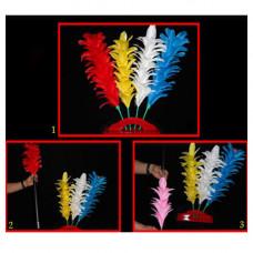 Super Colorful Feather Stick