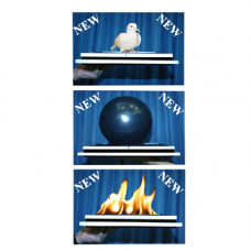 Dove Tray, Balloon/Fire