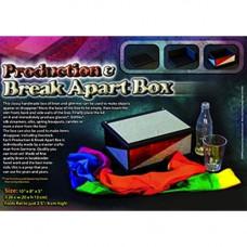 PRODUCTION AND BREAKAPART BOX