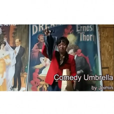 Comedy Umbrella by Jeimin
