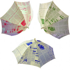 Parasol newspaper, set