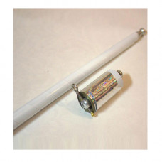 Appearing Cane,Metal,white